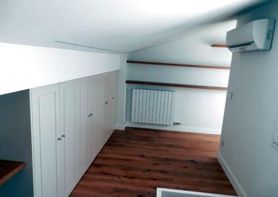 armarios vestidores blancos granada estanterias