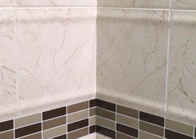 cenefa para baño ahdesiva decuore sin obra