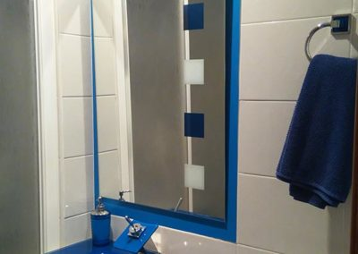cenefa para baño azul diseño 2 2