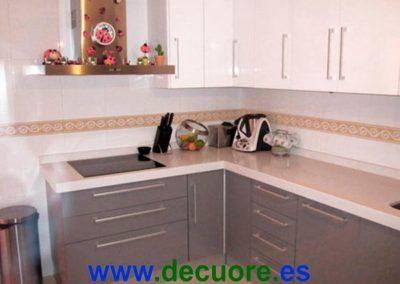 cenefas para cocina aluminio acero sin obra adhesivas calidad decuore 2 2