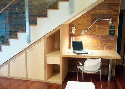 muebles bajo escalera fresco aprovecha el hueco bajo escalera granada escritorio incluido lugar trabajo