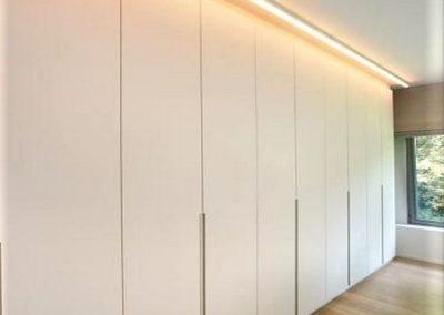 armario blanco medida granada luces led 1