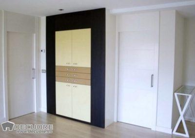armario para salon vestidor entrada decuore