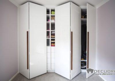armario puertas plegables blanco madera niña granada 1