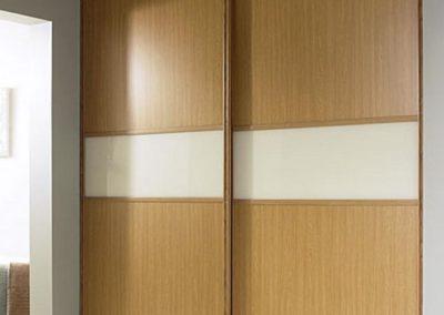 armarios a medida para recibidor puertas correderas decuore