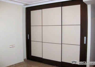 armarios con 3 puertas correderas en granada japonesas