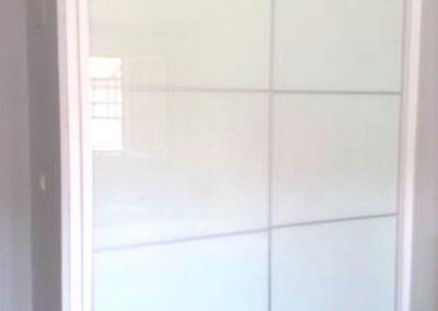 armarios con cristal con puertas correderas a medida
