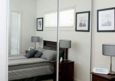 armarios con espejo puertas correderas decuore