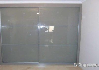 armarios en granada con cristales 3 puertas correderas