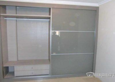armarios en granada con cristales puertas correderas