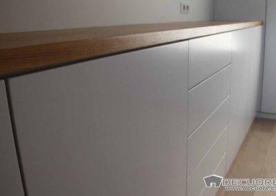 armarios estilo nordico blanco madera calidad granada medida decuore