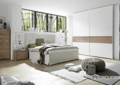 armarios puertas correderas para dormitorio nordico