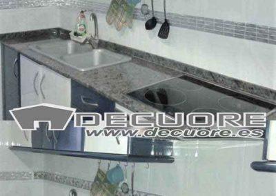 cenefas adhesivas para cocina en aluminio decuore