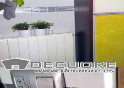 cenefas para cocina en aluminio decuore