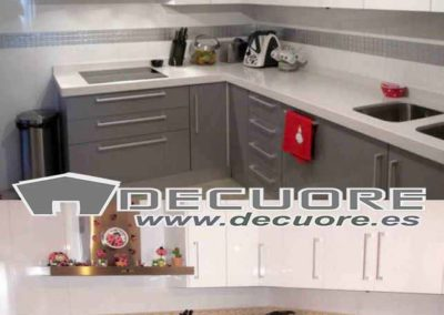 cenefas para cocina sin hacer obra adhesivas decuore