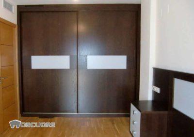 dormitorio matrimonio armario a medida en granada corredero 1
