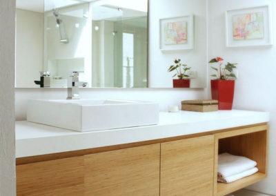muebles de baño para 2 lavabos a medida en granada