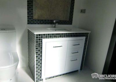 muebles de baño para hueco echos a medida decuore