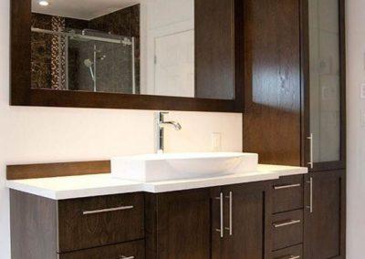 muebles de baño y armario en granada decuore