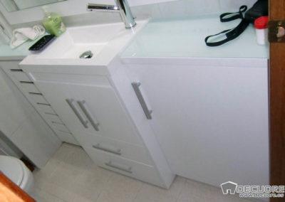 muebles para el baño con cubreradiador a medida granada