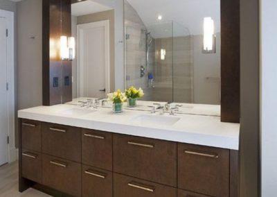 para el baño muebles a medida con luces calidad