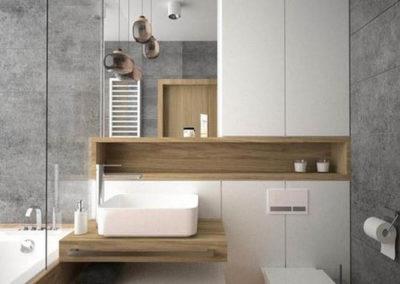 reforma de baño mobiliario para el baño granada decuore