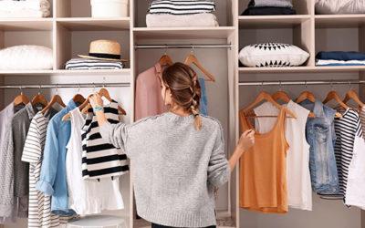 5 claves para hacer un buen cambio de armario y ganar espacio