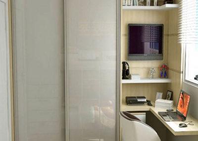 armario con mesa estudio medidas granada motril 1
