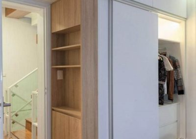 armarios y estanterias en dormitorios matrimonio granada