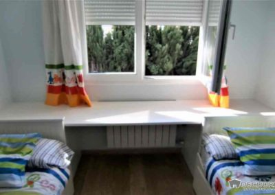 camas nido en granada decuore con escritorio