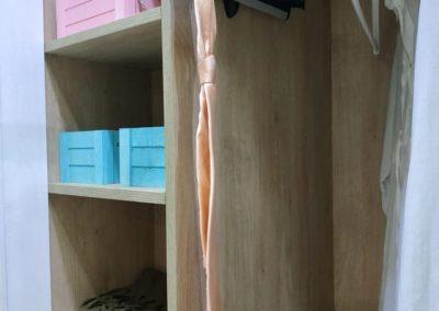 corbateros extraibles para armario decuore