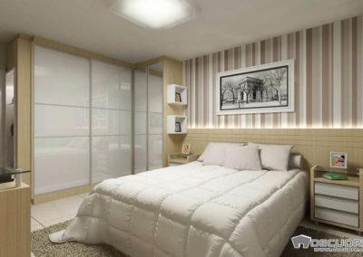 dormitorio estilo nordico granada decuore