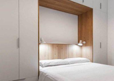 dormitorios con armarios puente en granada