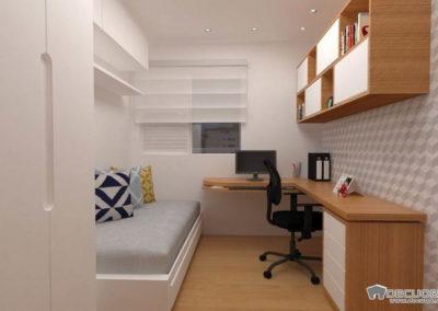 dormitorios con escritorios en granada decuore