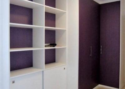 dormitorios con libreria y armarios 1