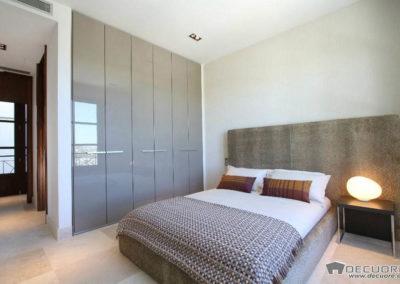 dormitorios con vestidores en granada decuore