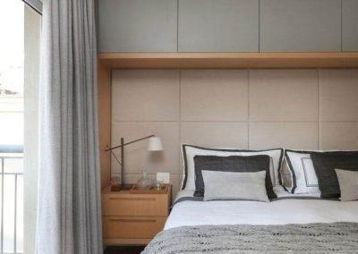 dormitorios grises a medida decuore
