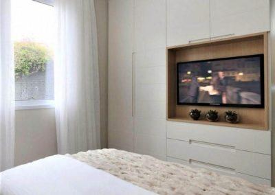 dormitorios matrimonio con television decuore