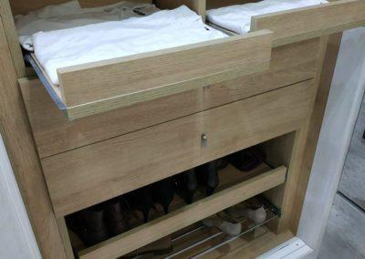 estantes para armarios extraibles decuore