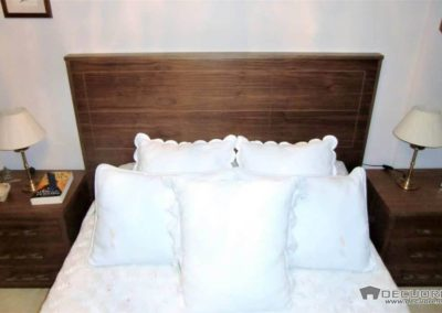 muebles para dormitorio en madera decuore