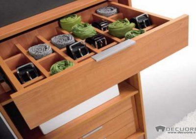 organizar cinturones para armarios decuore