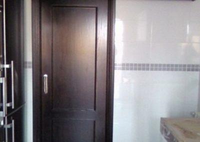 puerta corredera para cocina en granada