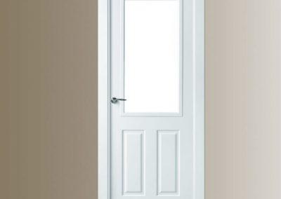 puertas blancas clasicas en granada