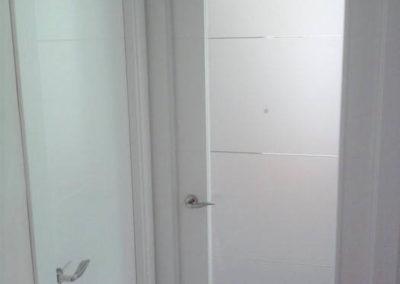 puertas blancas lacadas en granada decuore