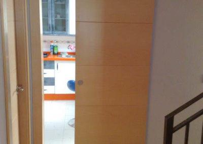 puertas correderas en granada modernas