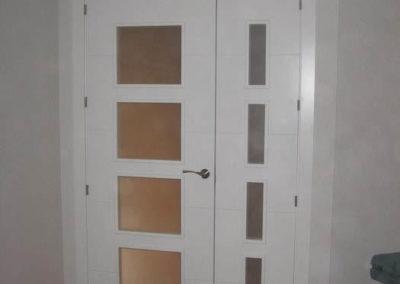 puertas dobles en granada decuore