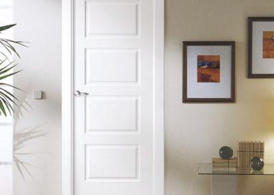 puertas en granada blancas lacadas decuore