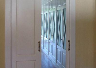 puertas en granada de interior dobles