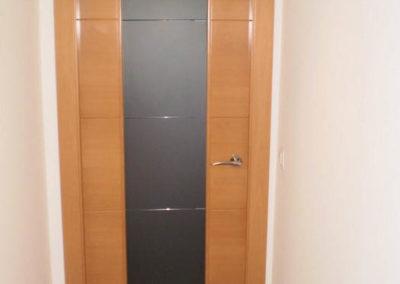 puertas en granada de interior madera modernas decuore 1