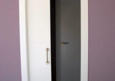 puertas en granada lacadas blancas decuore